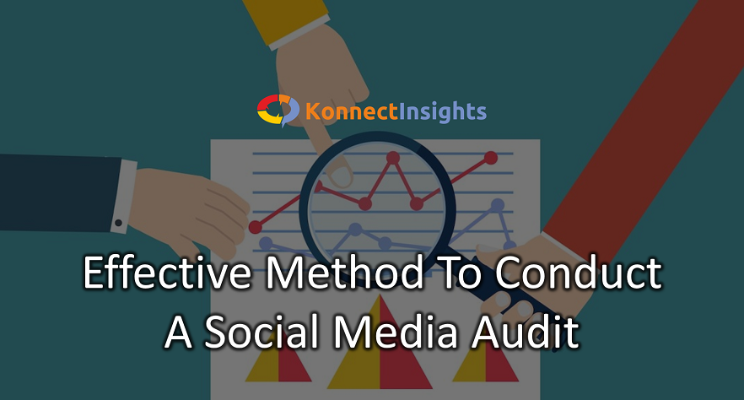 The most effective method to Conduct a Social Media Audit