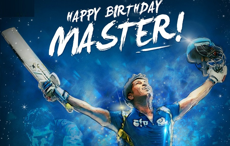 Master Blaster turns 44