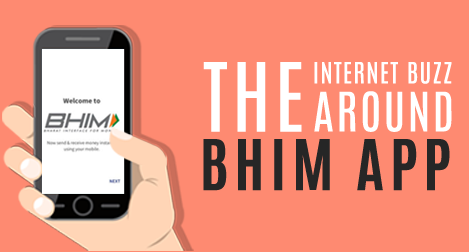 BHIM App has a massive Reach on Social Platforms between Dec'16 – Jan'17