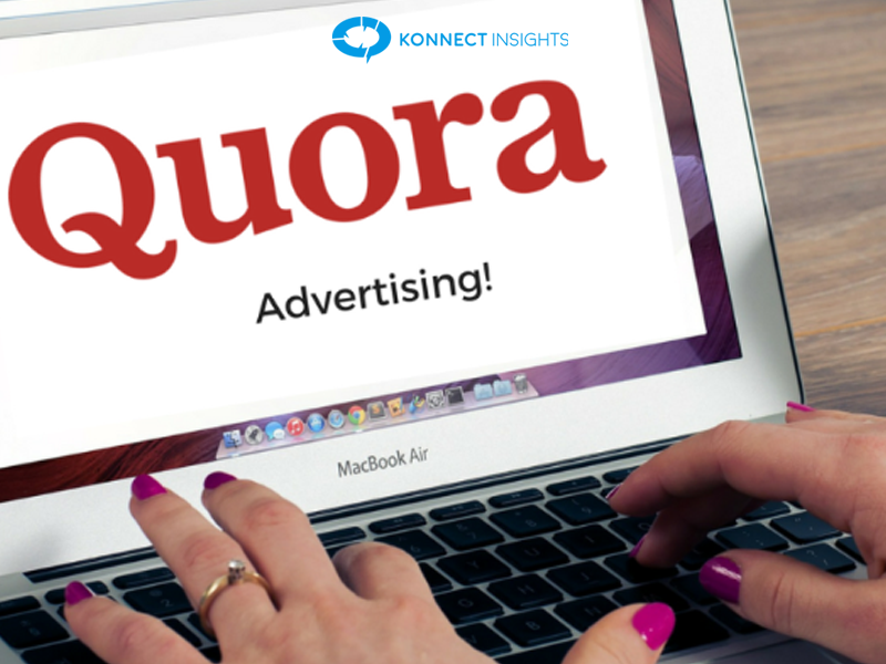 7 reasons to advertise on Quora