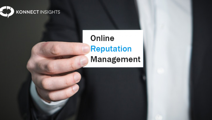 Online Reputation Management- Konnect Insights
