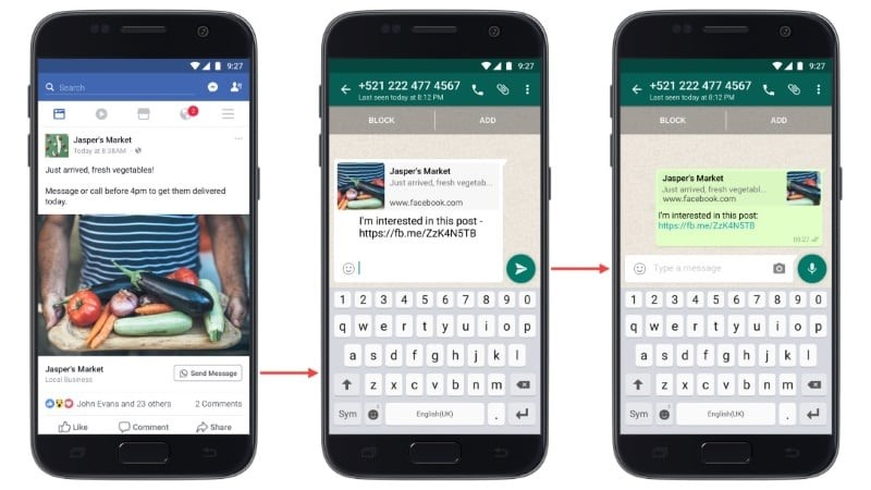 Facebook's Click-to-WhatsApp ads- Konnect Insights
