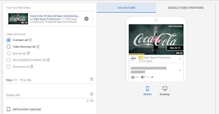 Non skippable in stream ads is now available on the Google Ads - Konnect Insights