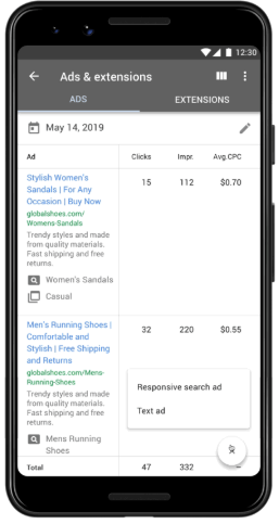Responsive Search Ads - Konnect Insights