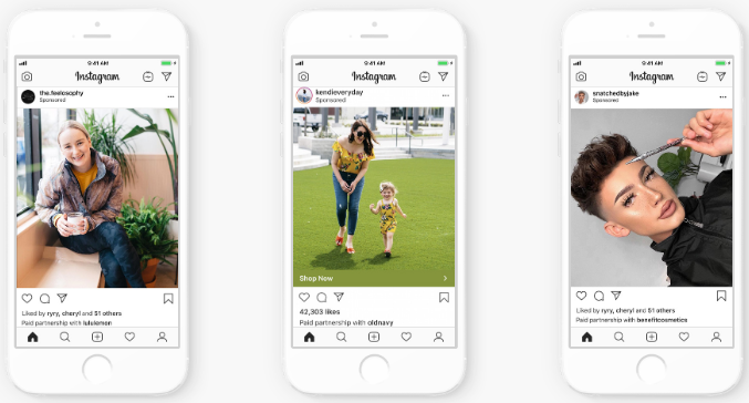 Instagram now lets to boost branded organic post as ads which appears in feeds of different users - Konnect Insights