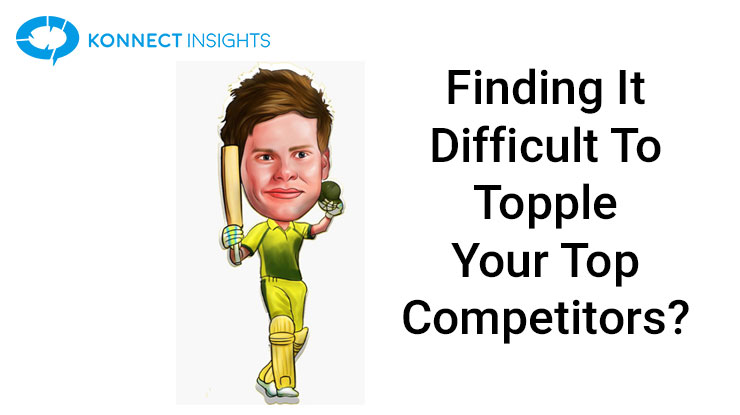 Finding It Difficult To Topple Your Top Competitors?