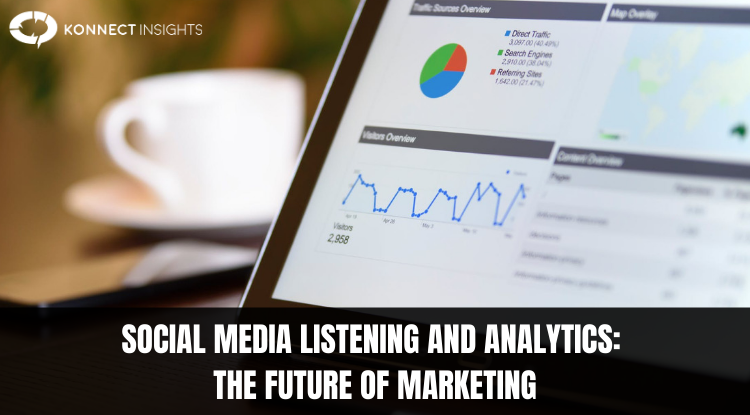 Social Media Listening and Analytics: The Future of Marketing