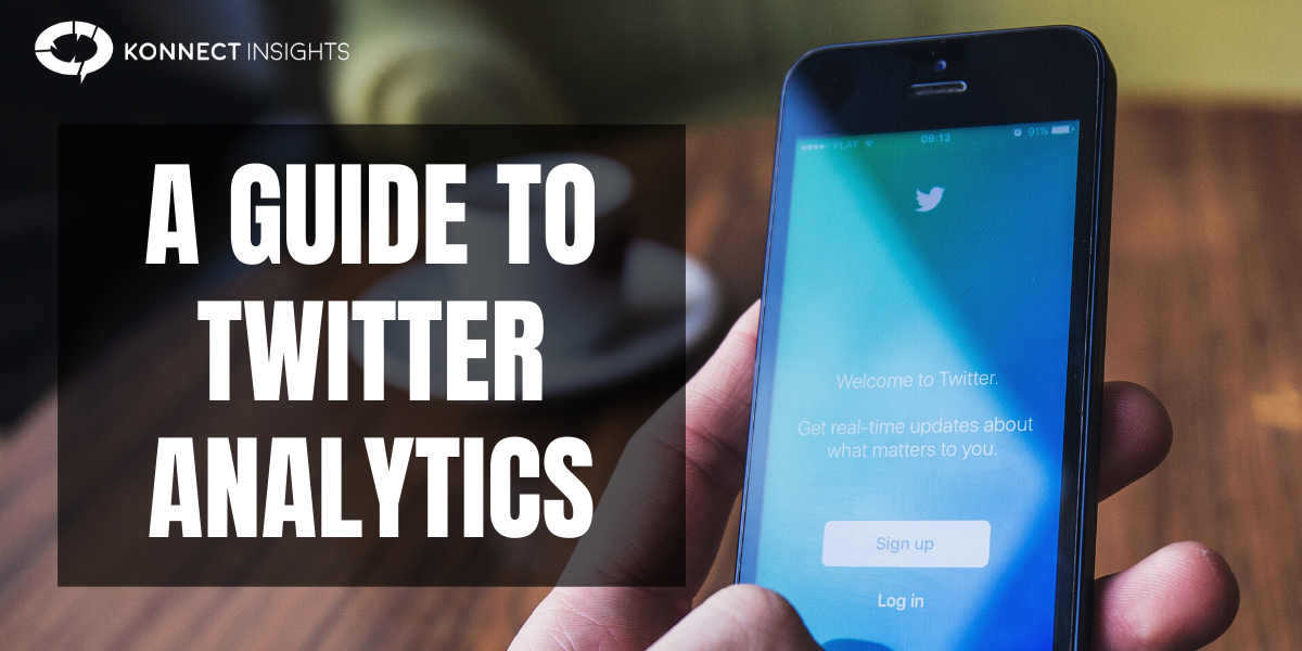 A GUIDE TO TWITTER ANALYTICS